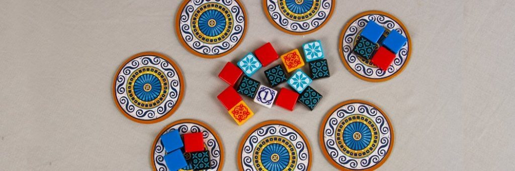 How to Play Azul - Factories Communal