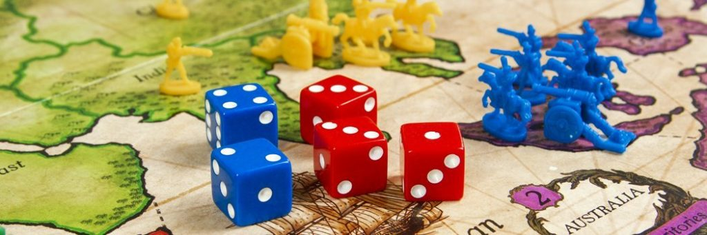 How to Play Risk - Dice Roll