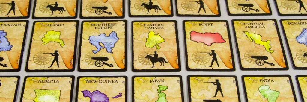 How to Play Risk - Territory Cards