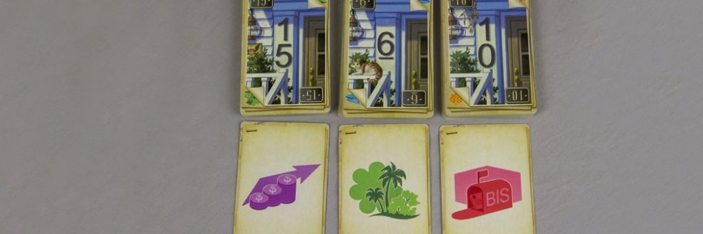 How to Play Welcome To - House Number Cards