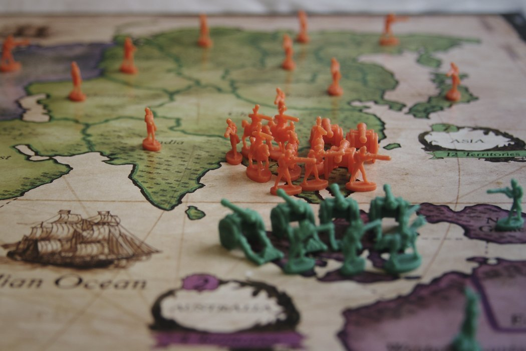 5 Board Games For The College Frat House