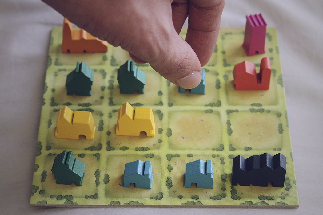 5 Games Like Tiny Towns