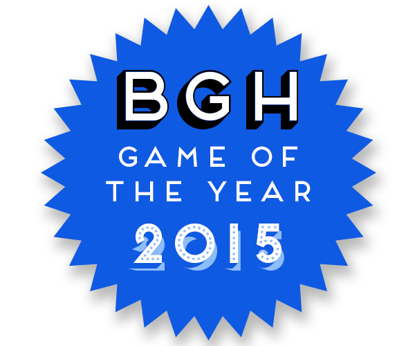 BGH Game of the Year 2015 Badge