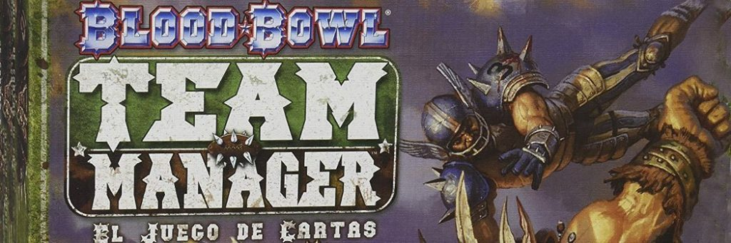 Best Board Games of 2011 - Blood Bowl Team Manager