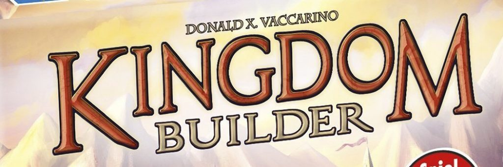 Best Board Games of 2011 - Kingdom Builder