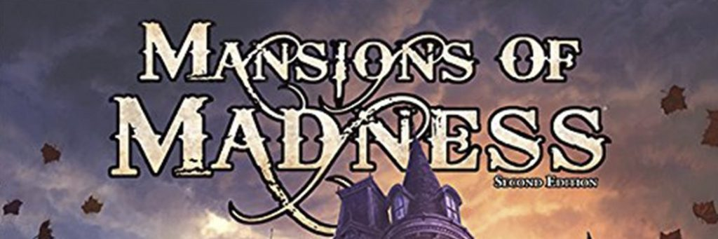Best Board Games of 2011 - Mansions of Madness