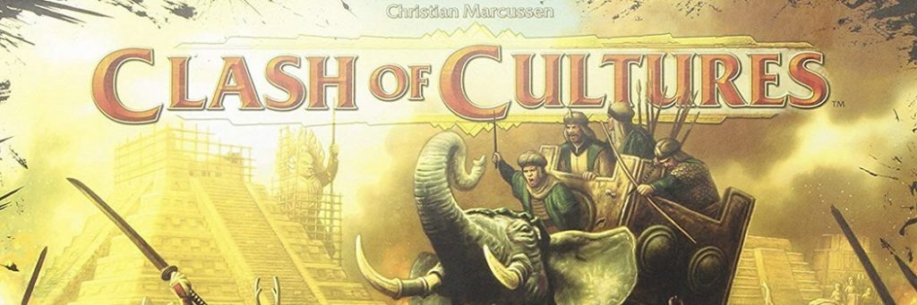 Best Board Games of 2012 - Clash Of Cultures