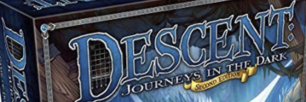 Best Board Games of 2012 - Descent Journeys in the Dark