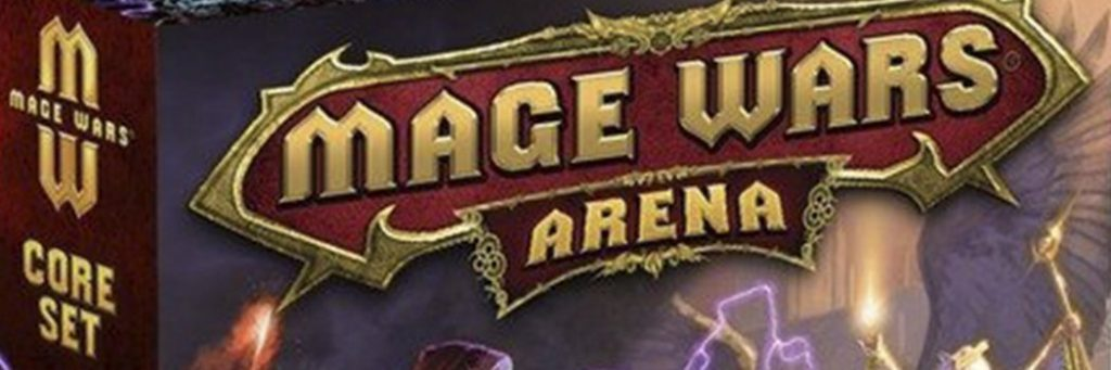 Best Board Games of 2012 - Mage Wars