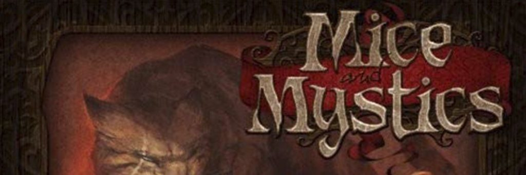 Best Board Games of 2012 - Mice And Mystics