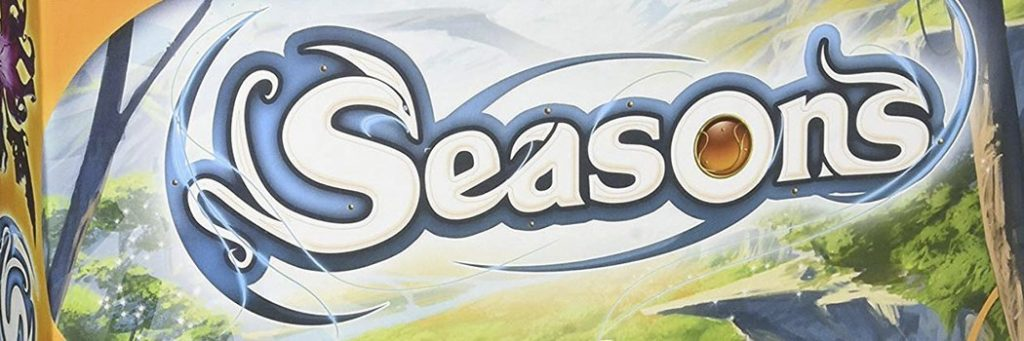 Best Board Games of 2012 - Seasons