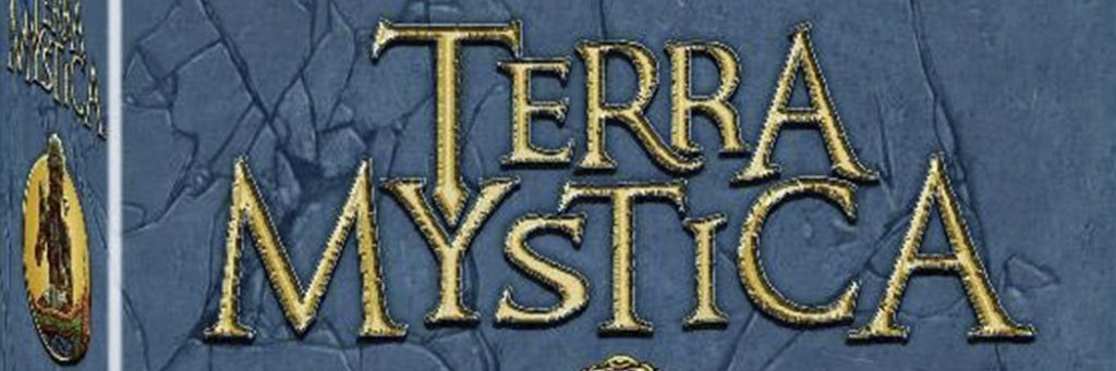 Best Board Games of 2012 - Terra Mystica