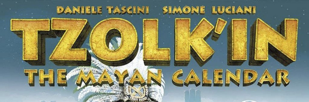 Best Board Games of 2012 - Tzolkin Mayan Calendar