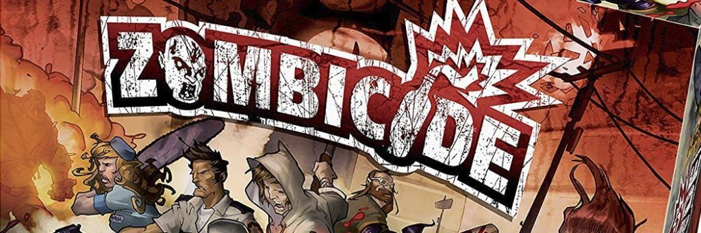Best Board Games of 2012 - Zombiside