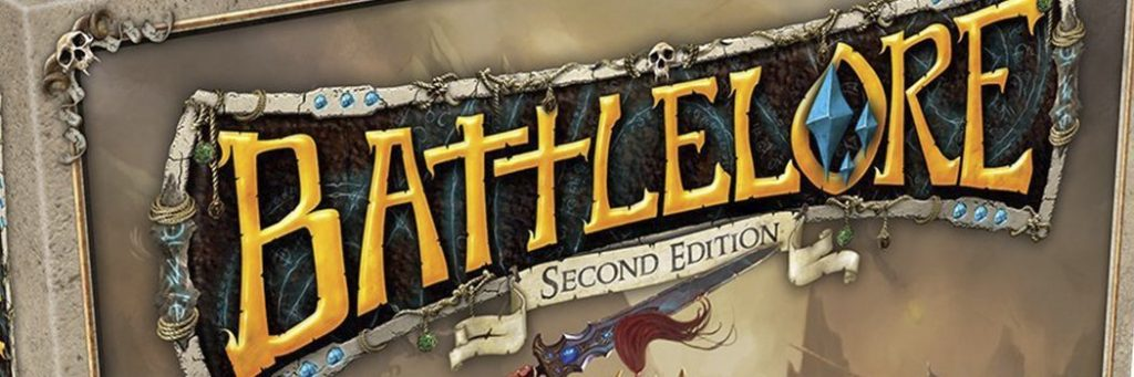 Best Board Games of 2013 - Battlelore
