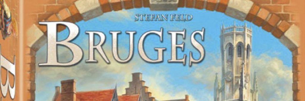 Best Board Games of 2013 - Bruges