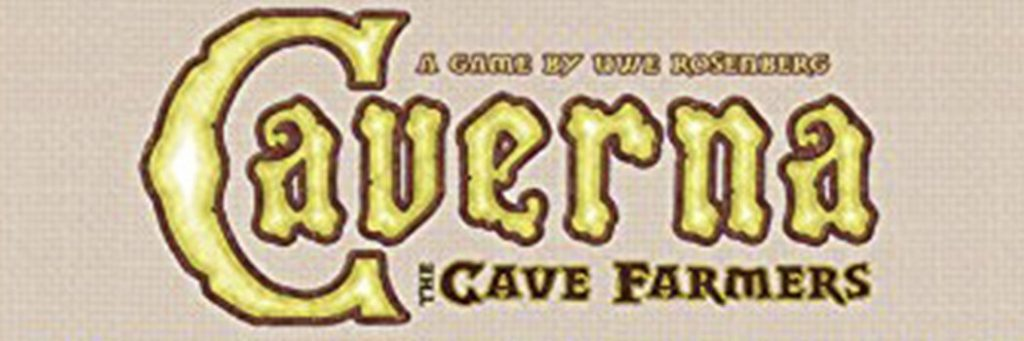 Best Board Games of 2013 - Caverna