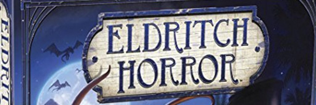 Best Board Games of 2013 - Eldritch Horror