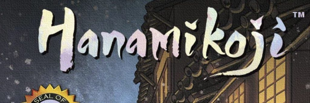 Best Board Games of 2013 - Hanamikoji