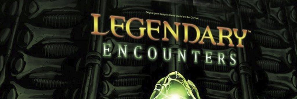 Best Board Games of 2014 - Legendary Encounters