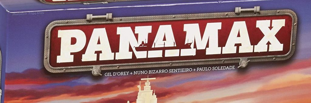 Best Board Games of 2014 - Panamax