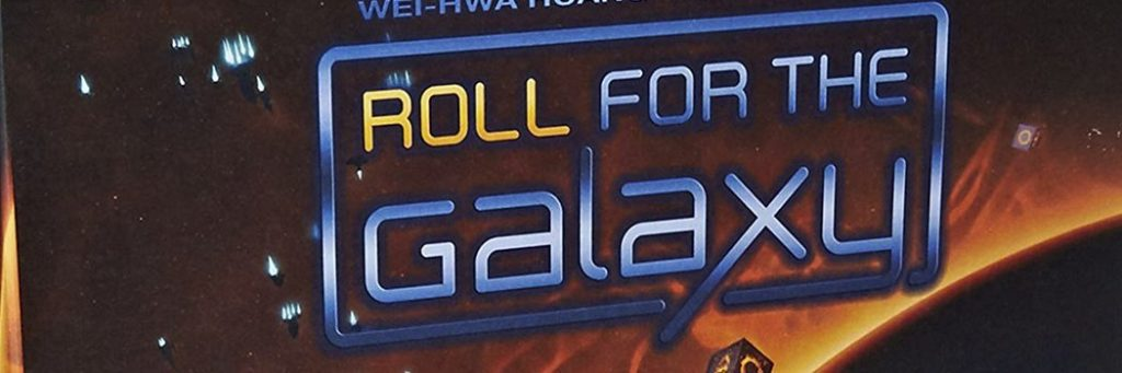 Best Board Games of 2014 - Roll For The Galaxy