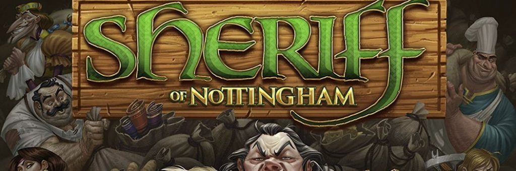 Best Board Games of 2014 - Sheriff of Nottingham