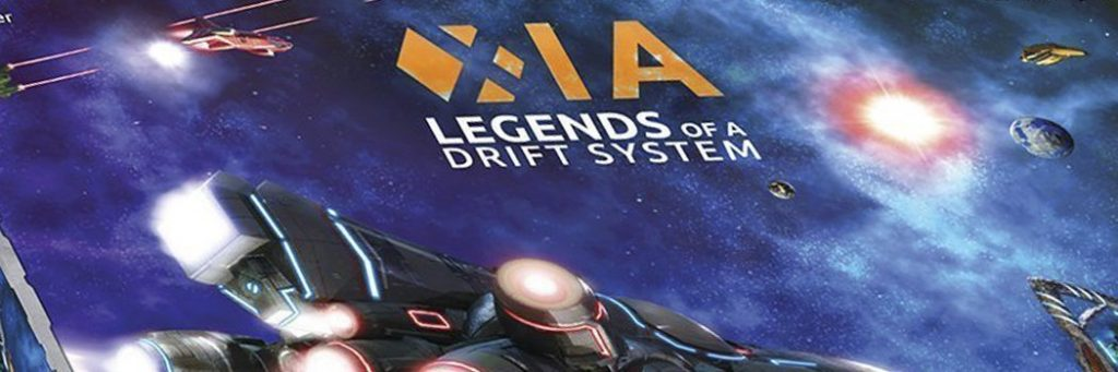 Best Board Games of 2014 - Xia Legends of a Drift System