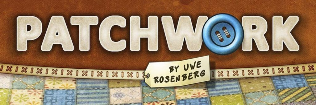 Best Board Games of 2014 - Patchwork