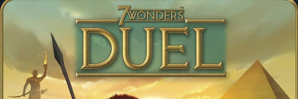 Best Board Games of 2015 - 7 Wonders Duel