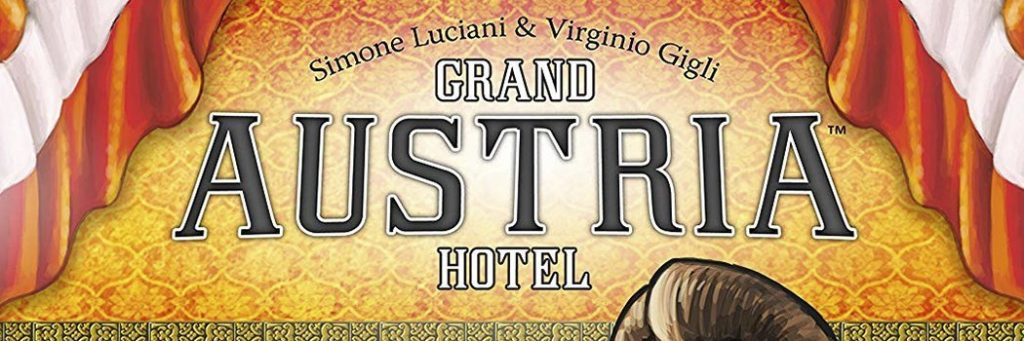 Best Board Games of 2015 - Grand Austria Hotel