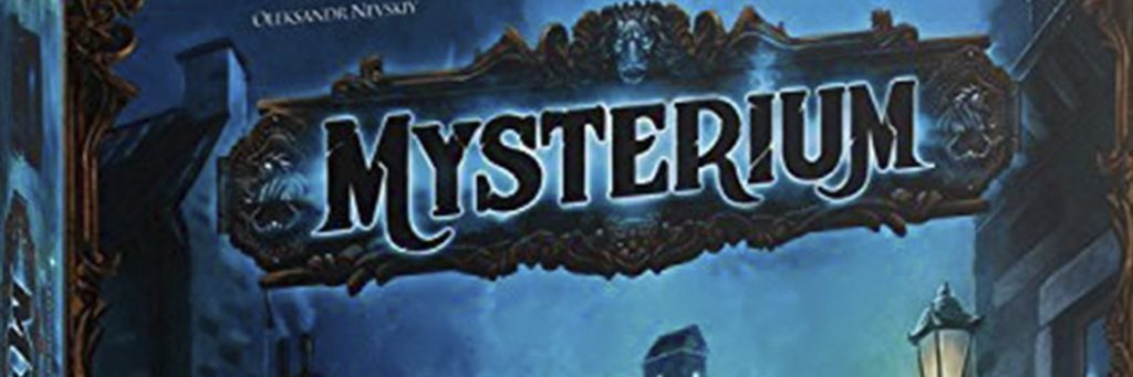 Best Board Games of 2015 - Mysterium