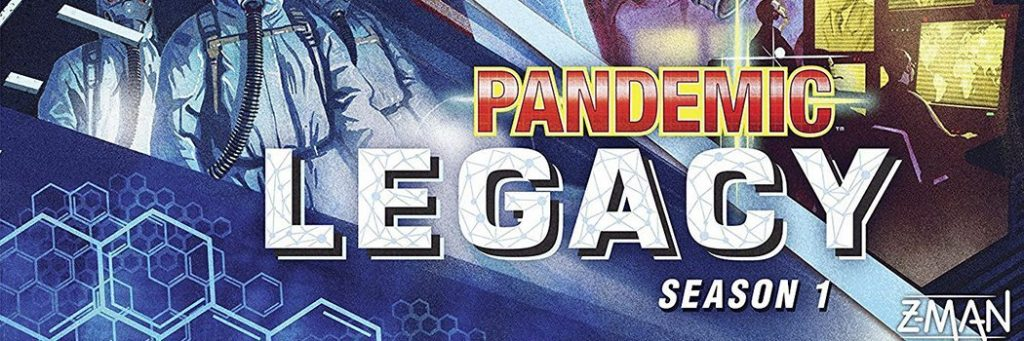 Best Board Games of 2015 - Pandemic Legacy