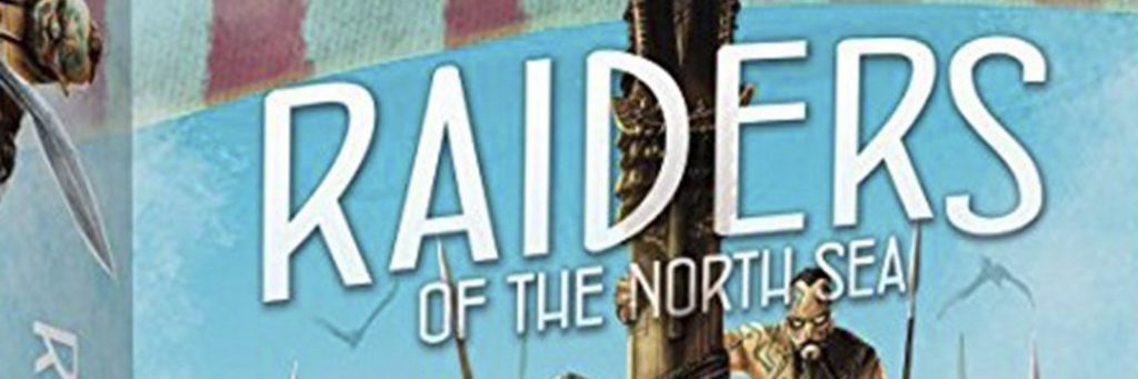 Best Board Games of 2015 - Raiders Of North Sea