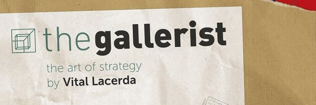 Best Board Games of 2015 - The Gallerist