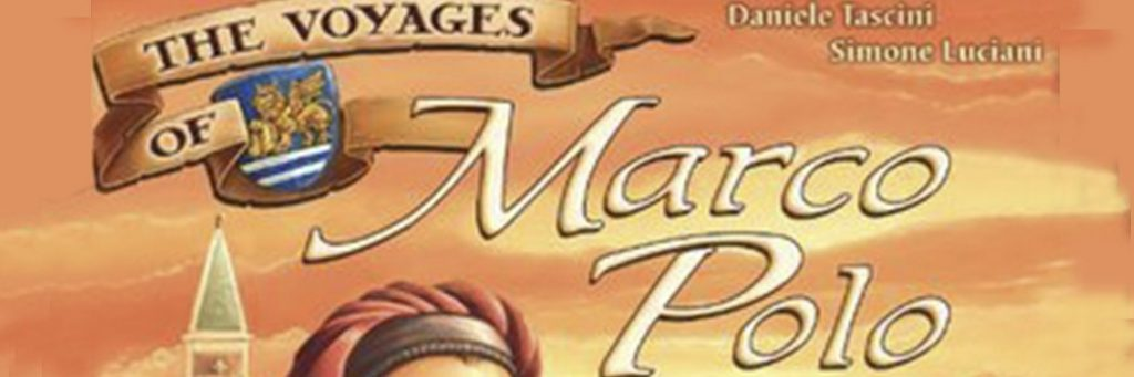 Best Board Games of 2015 - Voyages Of Marco Polo
