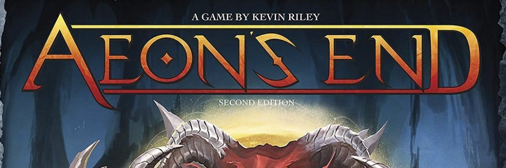 Best Board Games of 2016 - Aeons End