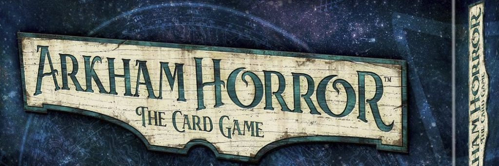 Best Board Games of 2016 - Arkham Horror Card Game