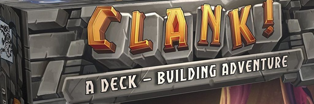 Best Board Games of 2016 - Clank! Deck Building Game
