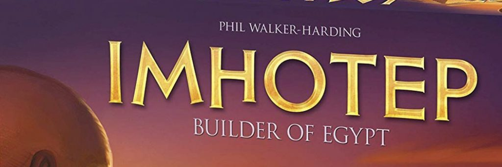 Best Board Games of 2016 - Imhotep