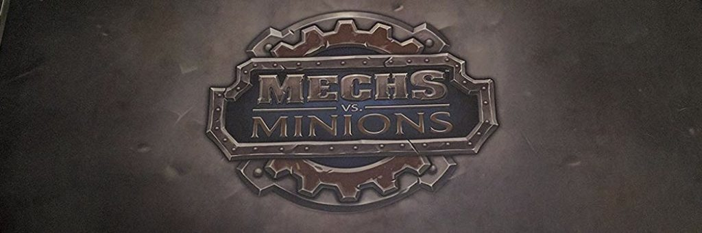 Best Board Games of 2016 - Mechs VS Minions