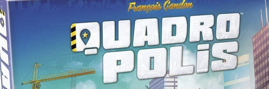 Best Board Games of 2016 - Quadro Polis