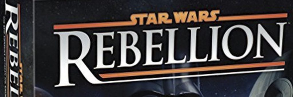 Best Board Games of 2016 - Star Wars Rebellion