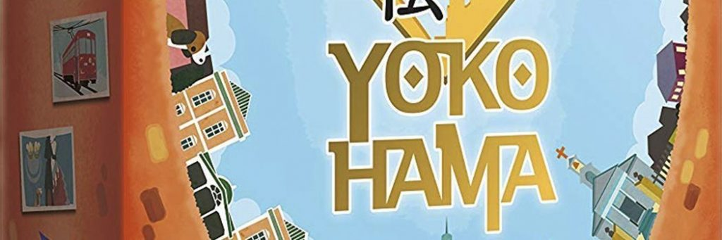 Best Board Games of 2016 - Yokohama