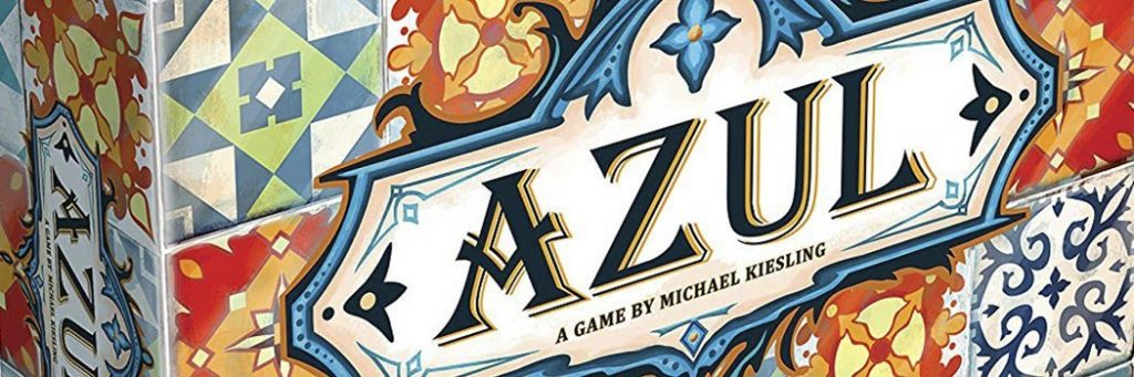 Best Board Games of 2017 - Azul