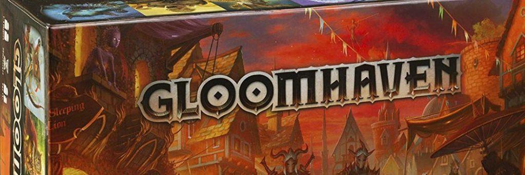 Best Board Games of 2017 - Gloomhaven