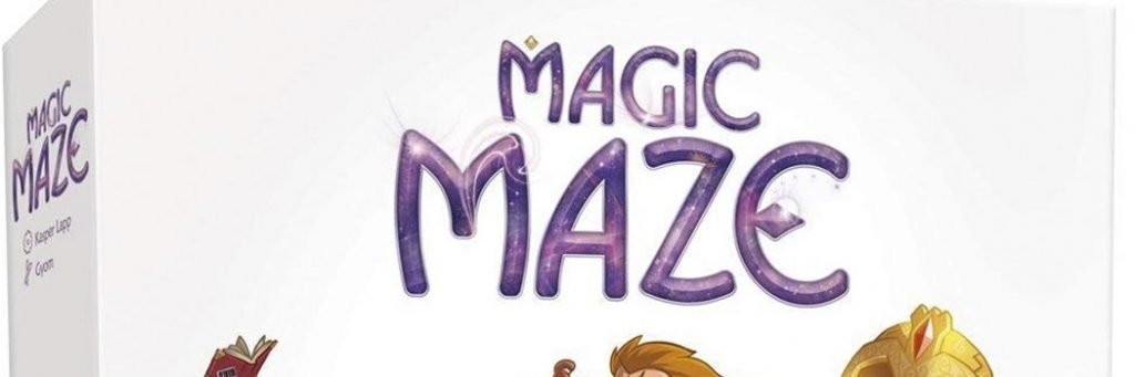 Best Board Games of 2017 - Magic Maze