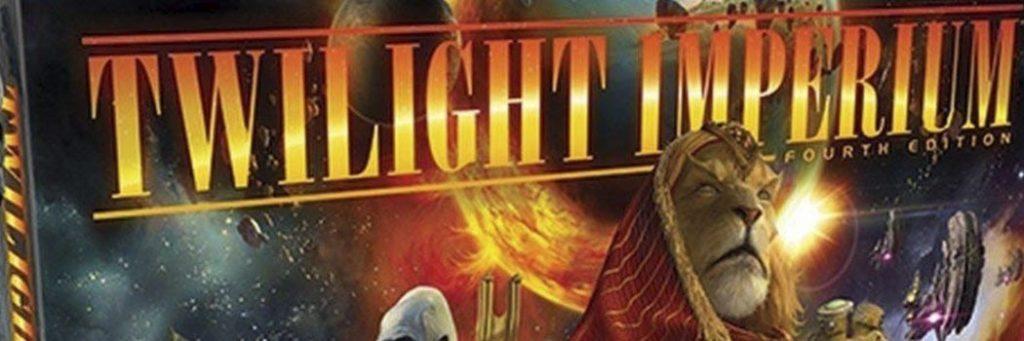 Best Board Games of 2017 - Twilight Imperium