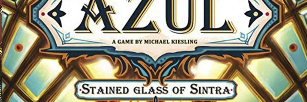 Best Board Games of 2018 - Azul Stained Glass