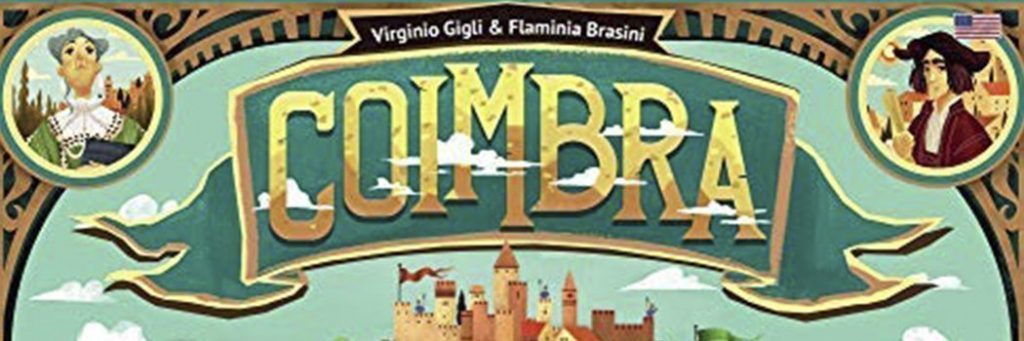 Best Board Games of 2018 - Coimbra
